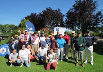 Challenge de Golf Sport Adapté des Yvelines (78)