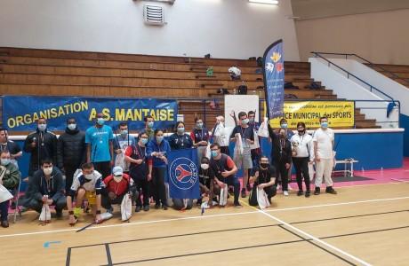 Tournoi de Futsall du 24 octobre à Mantes la Jolie